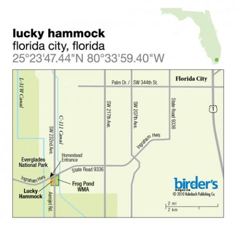 102. Lucky Hammock, Florida City, Florida