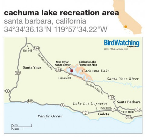 151. Cachuma Lake Recreation Area, Santa Barbara, California