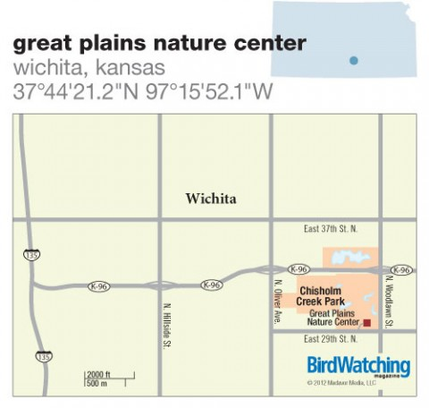 152. Great Plains Nature Center, Wichita, Kansas