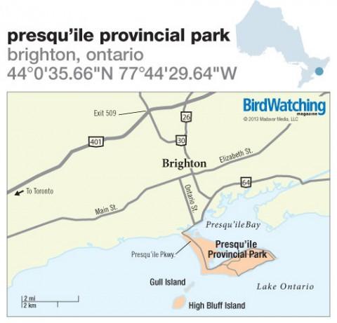 164. Presqu'ile Provincial Park, Brighton, Ontario