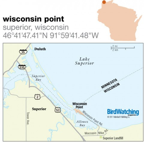 121. Wisconsin Point, Superior, Wisconsin
