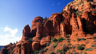 Red Rock State Park, Sedona, Arizona, by LASZLO ILYES (Creative Commons).