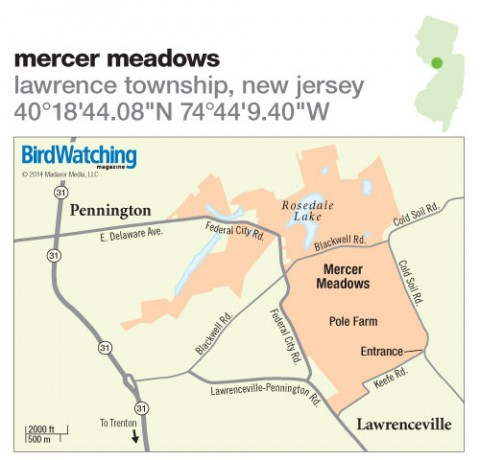 178. Mercer Meadows, Lawrence Township, New Jersey