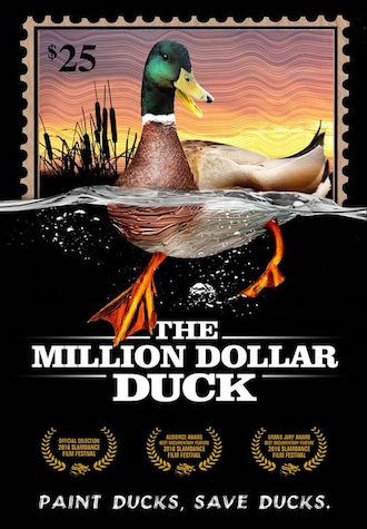 The Million Dollar Duck Is A Documentary About Federal Stamp Art Contest