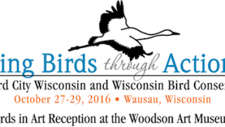 Wisconsin Bird Conservation Initiative annual meeting, October 27-19, 2016, Wausau, Wisconsin.