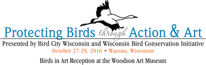 Kenn Kaufman will speak at the Wisconsin Bird Conservation Initiative annual meeting, October 27-19, 2016, Wausau, Wisconsin.