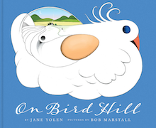 On Bird Hill, by Jane Yolen.