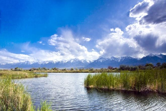 Owens Lake, California. Photo by Bart Everett/Shutterstock
