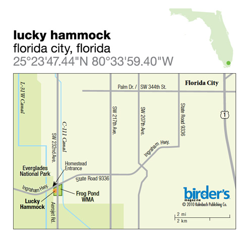 102. Lucky Hammock, Florida City, Florida