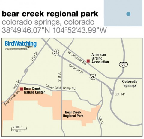 140. Bear Creek Regional Park, Colorado Springs, Colorado