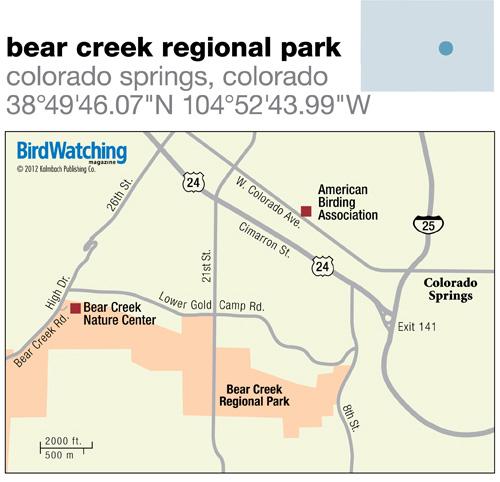 140. Bear Creek Regional Park, Colorado Springs, Colorado