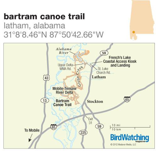 147. Bartram Canoe Trail, Latham, Alabama