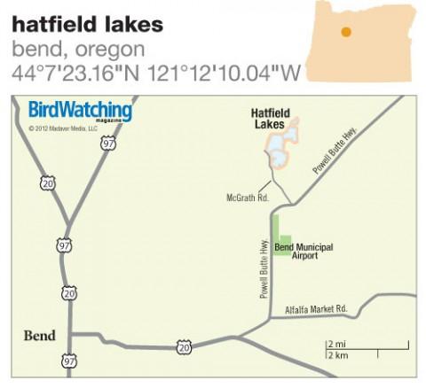 155. Hatfield Lakes, Bend, Oregon