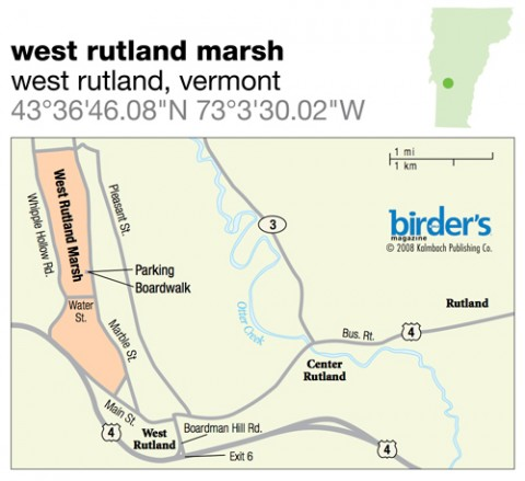 50. West Rutland Marsh, West Rutland, Vermont