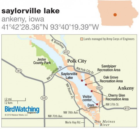 157. Saylorville Lake, Ankeny, Iowa
