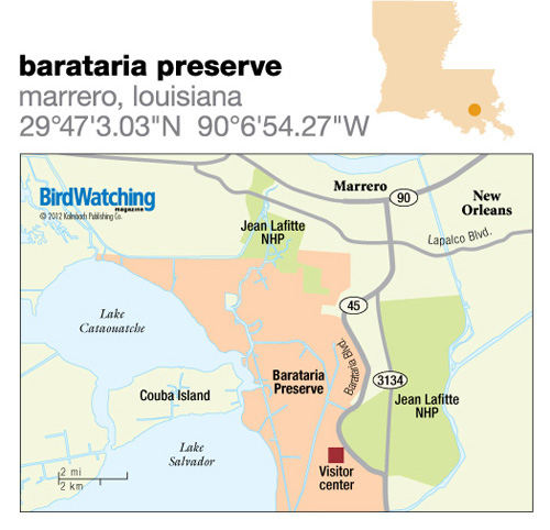 135. Barataria Preserve, Marrero, Louisiana