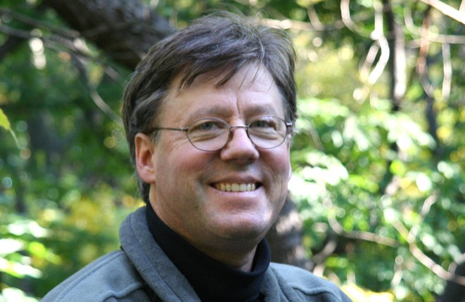 Interview with David Allen Sibley, author of The Sibley Guide to Birds