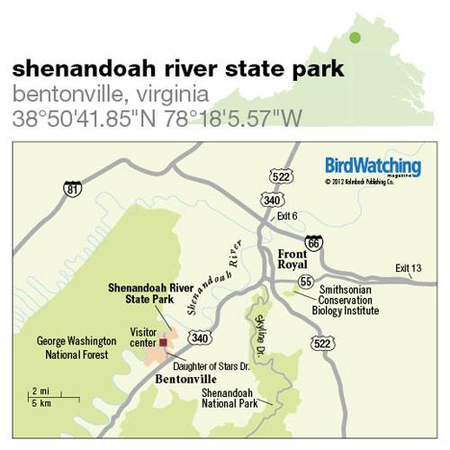 142. Shenandoah River State Park, Bentonville, Virginia