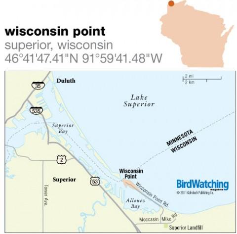 121. Wisconsin Point, Superior, Wisconsin