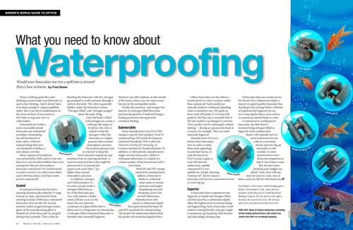 What you need to know about waterproofing