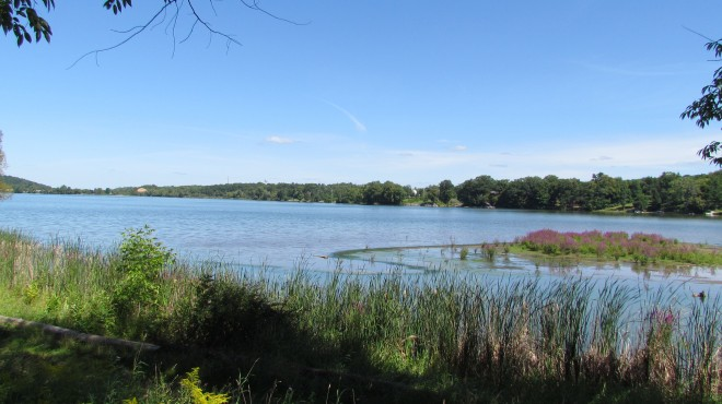 Jamesville-Reservoir