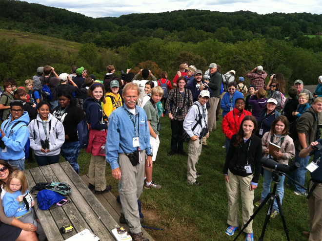 A young birder's view of the ABA Mid-Atlantic Young Birder Conference