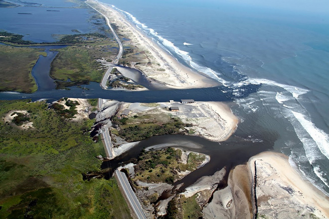 Federal report rapid loss of coastal wetlands harming for Nc fish and wildlife