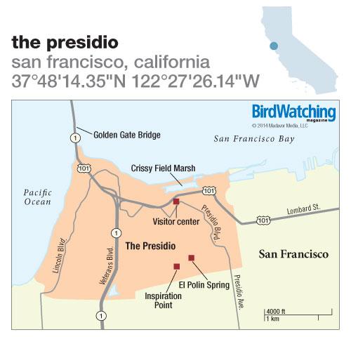 180. The Presidio, San Francisco, California