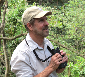 Kenn Kaufman describes his new Field Guide to Advanced Birding