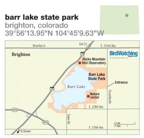 186. Barr Lake State Park, Brighton, Colorado