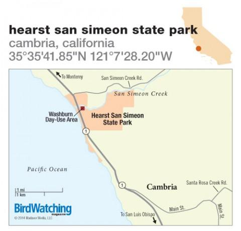 185. Hearst San Simeon State Park, Cambria, California