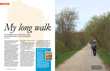 My long walk
