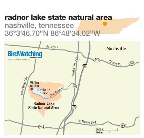 187. Radnor Lake State Natural Area, Nashville, Tennessee