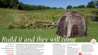 """Build It and They Will Come"" by Bean Friend, BirdWatching Magazine, June 2014."