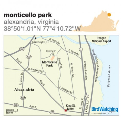 191. Monticello Park, Alexandria, Virginia