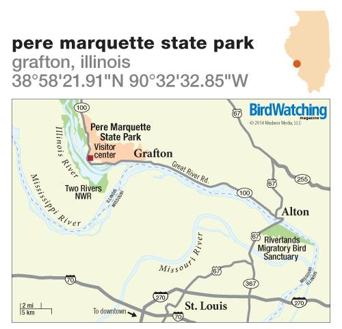 189. Pere Marquette State Park, Grafton, Illinois