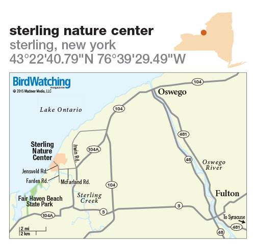 209. Sterling Nature Center, Sterling, New York