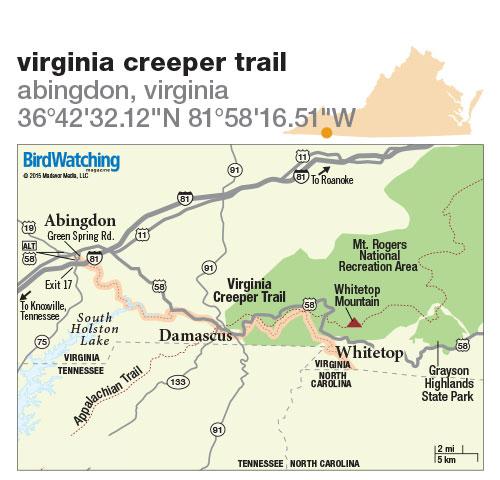 211. Virginia Creeper Trail, Abingdon, Virginia