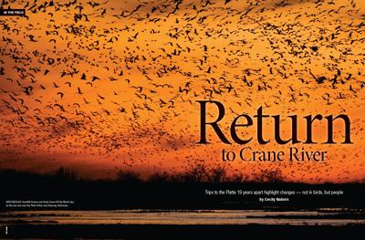Return to Crane River