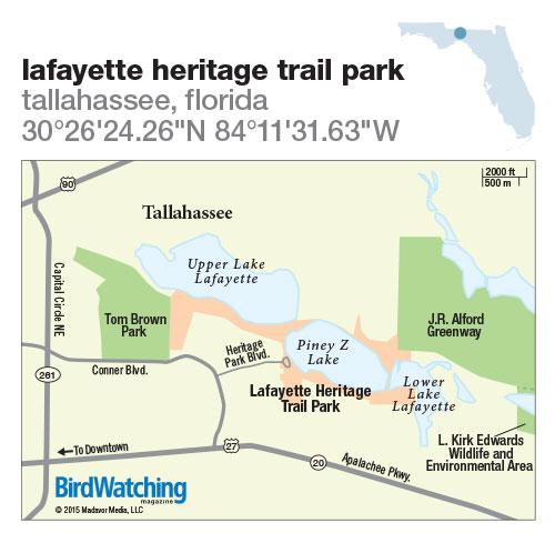 216. Lafayette Heritage Trail Park, Tallahassee, Florida