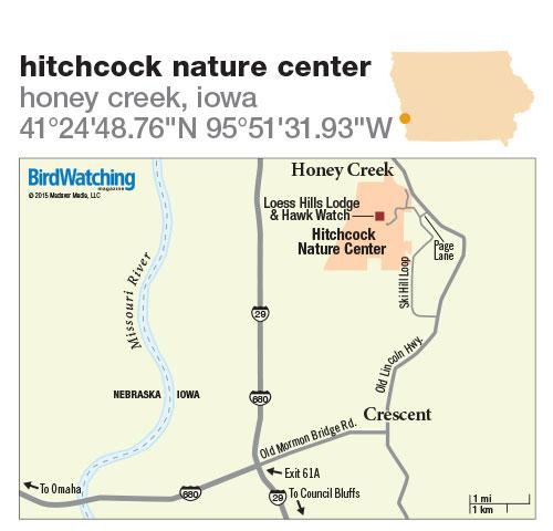 219. Hitchcock Nature Center, Honey Creek, Iowa