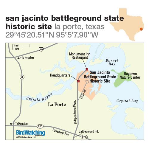 223. San Jacinto Battleground State Historic Site, La Porte, Texas