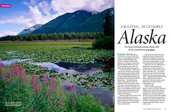 Amazing, accessible Alaska