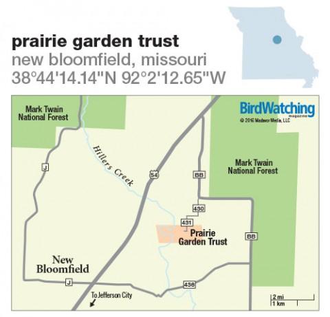 232. Prairie Garden Trust, New Bloomfield, Missouri