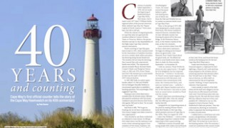 """Forty Years and Counting,"" by Pete Dunne, BirdWatching Magazine, October 2016."