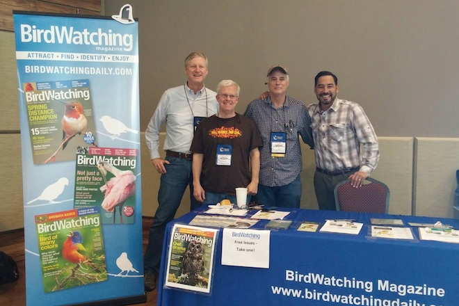 Celebrating 40 years of birds and birders at Cape May