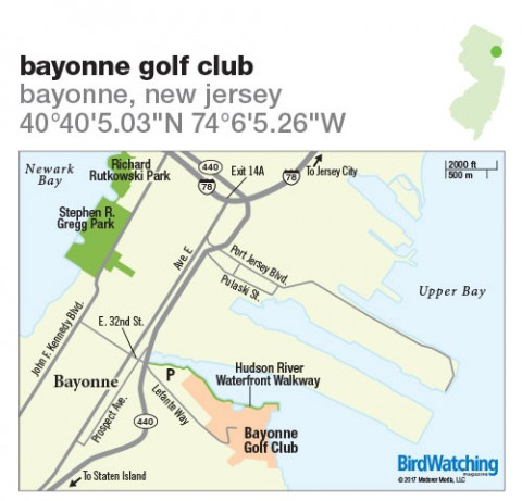 250. Bayonne Golf Club, Bayonne, New Jersey