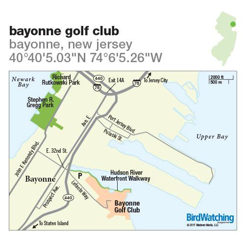 250. Bayonne Golf Club, Bayonne, New Jersey