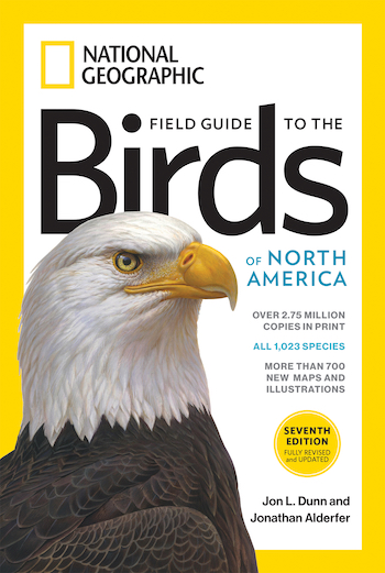 Nat Geo Field Guide 7th ed