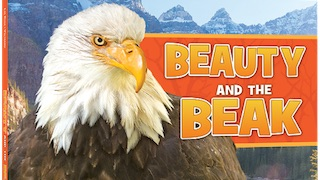 'Beauty and the Beak' wins prize for excellence in science books